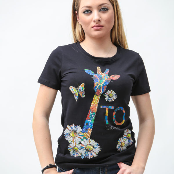 Martina Tshirt Cotton